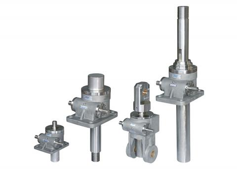 Mechanical screw jacks SJ-03