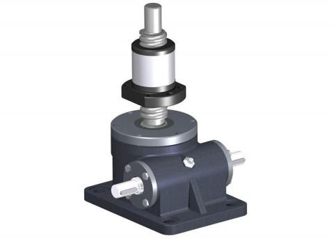 Rotating screw jacks SJCat-30